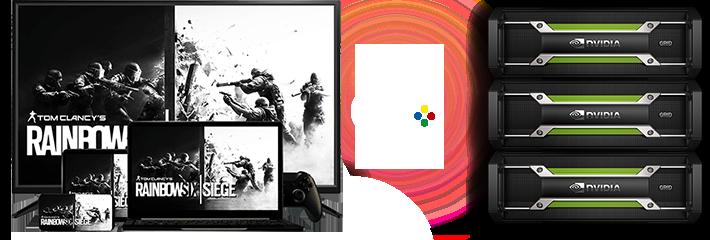 Vortex Cloud Gaming Servers